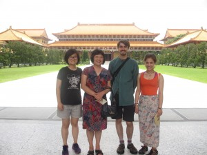 Fo Guang Shan (Kaohsiung, Taiwan) The largest Buddhist monastery in Taiwan