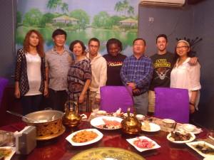 Mongolian Doctor hosts
