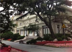 Sir Kadoorie's residence