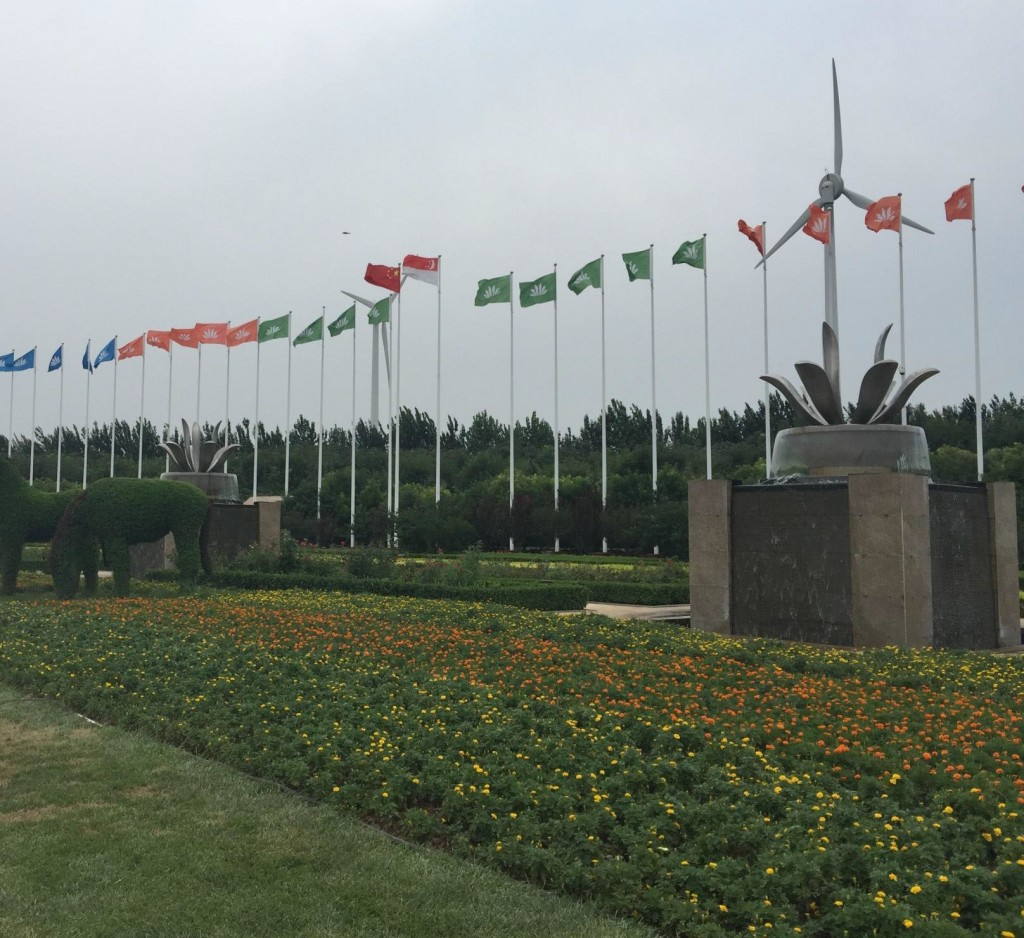 A Comparative Study on the Sino-Singapore Tianjin Eco-City (SSTEC)